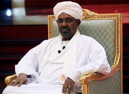 Sudan's Bashir appears in public for first time since ouster