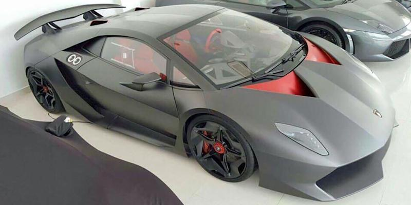 Would You Buy A 4 5 Million Lamborghini Sesto Elemento Off Of
