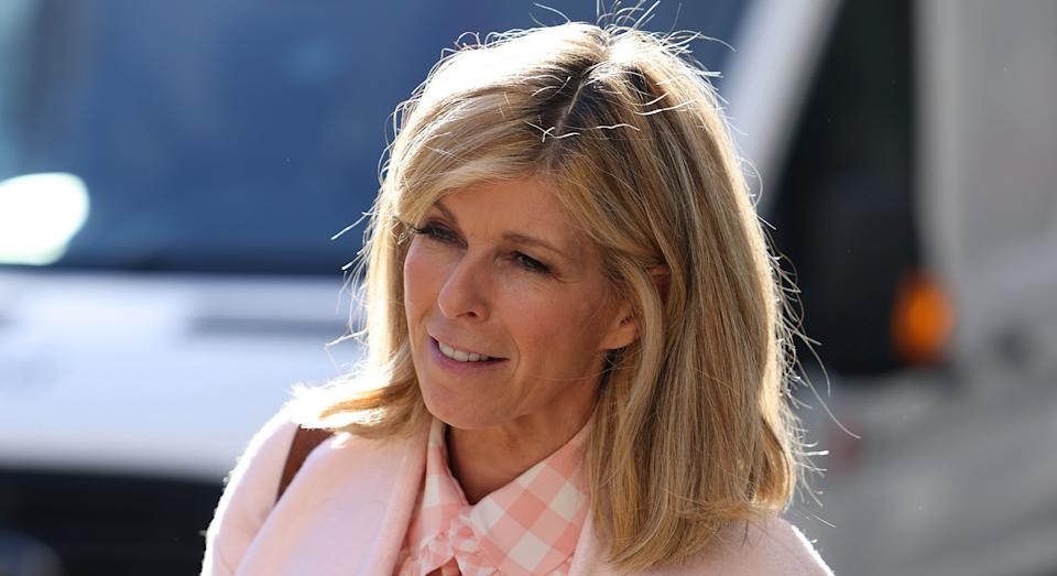 Kate Garraway's husband Derek Draper - who remains in hospital recovering from coronavirus - never appointed a power of attorney. (Getty Images)
