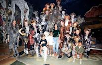 <p>Another perk of being a celebrity's child that we'll just never. get. over. The entire cast of <em>Cats</em> will line up to pose in a picture with you. Talk about VIP status.</p>