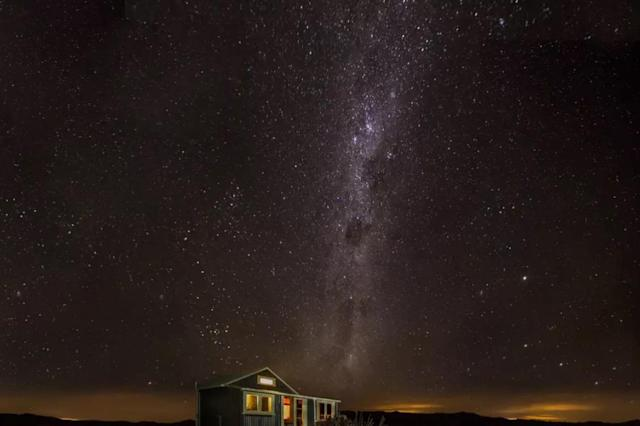 "<p>The first place is this B&B in <a href=""https://www.airbnb.com/rooms/2970101"" rel=""nofollow noopener"" target=""_blank"" data-ylk=""slk:Piopio, Waitomo, New Zealand"" class=""link rapid-noclick-resp"">Piopio, Waitomo, New Zealand</a>. The cabin accommodates four guests and rents for $137 a night.<br>(Airbnb) </p>"