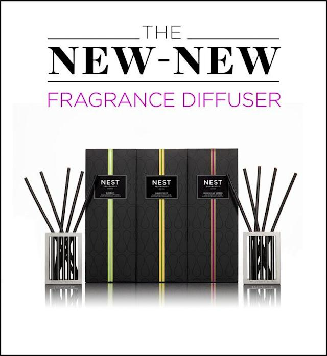 These liquidless diffusers put all your candles to shame. (Photo: Nest Fragrances)