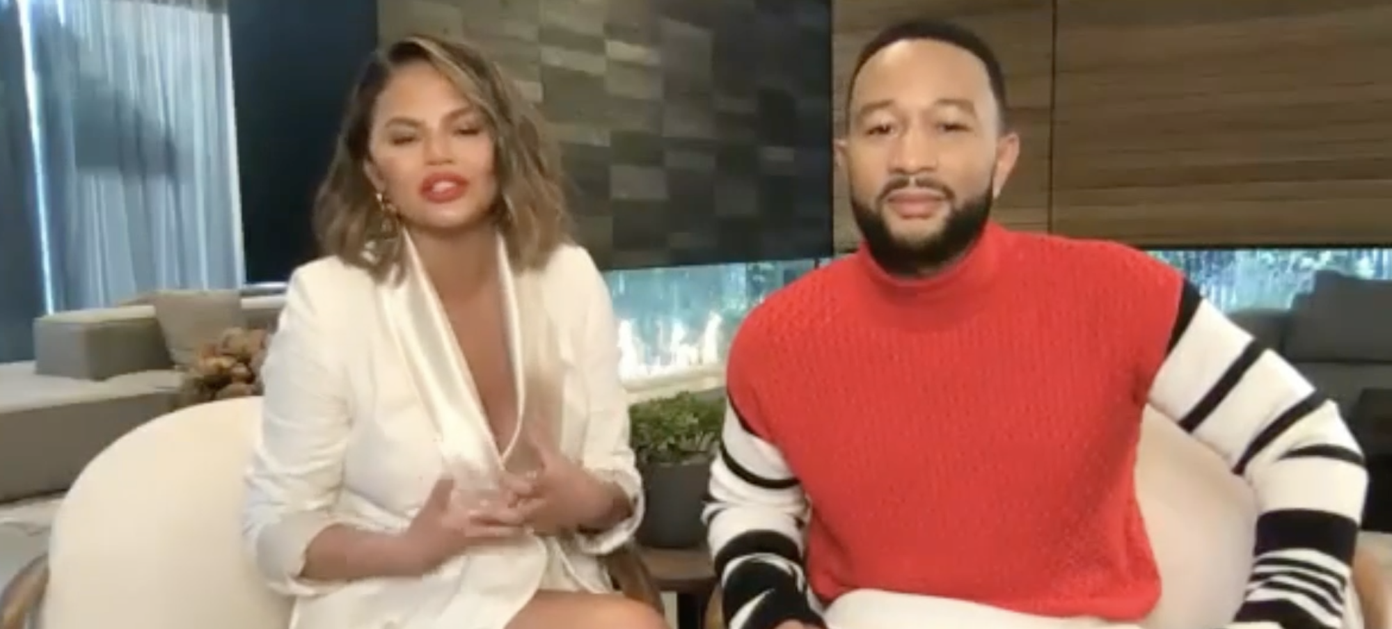 Chrissy Teigen and John Legend open up about their 'complete and utter grief' in 1st interview since pregnancy loss