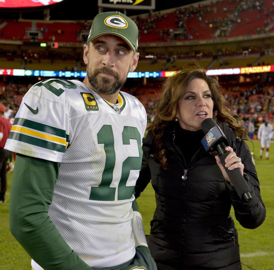 """Michele Tafoya said the atmosphere at games during the pandemic was """"eerie."""""""