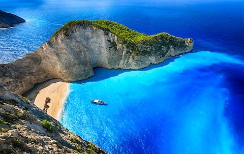 A holiday home in Zakynthos? - Credit: getty