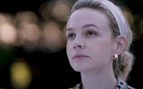 Carey Mulligan looks into her family's past - Credit: Wild Pictures