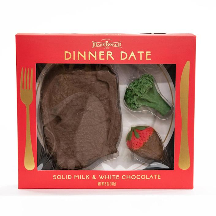 There's nothing quite like a steak dinner, except maybe chocolate. (Target)