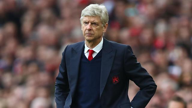 Arsenal boss Arsene Wenger has voiced his surprise at the camaraderie between his side's players and their Manchester United counterparts.