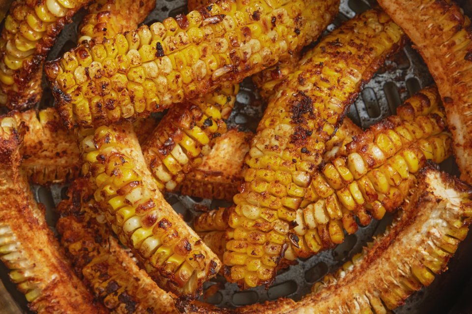 There's a reason corn ribs are trending on TikTok. (Photo: Getty Images)
