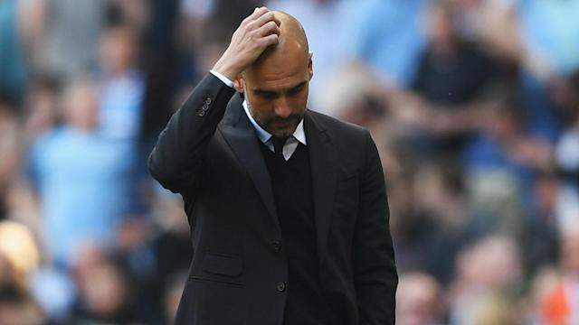 Pep Guardiola will have learnt more from his first season in the Premier League than from any other time in his career, says Frank Lampard.