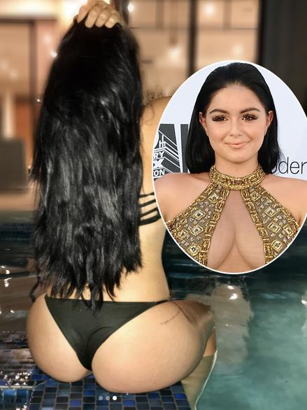 Ariel Winter's raunchiest moments
