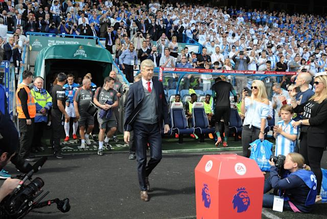 Arsene Wenger farewell LIVE: Huddersfield 0 Arsenal 1 as it happened