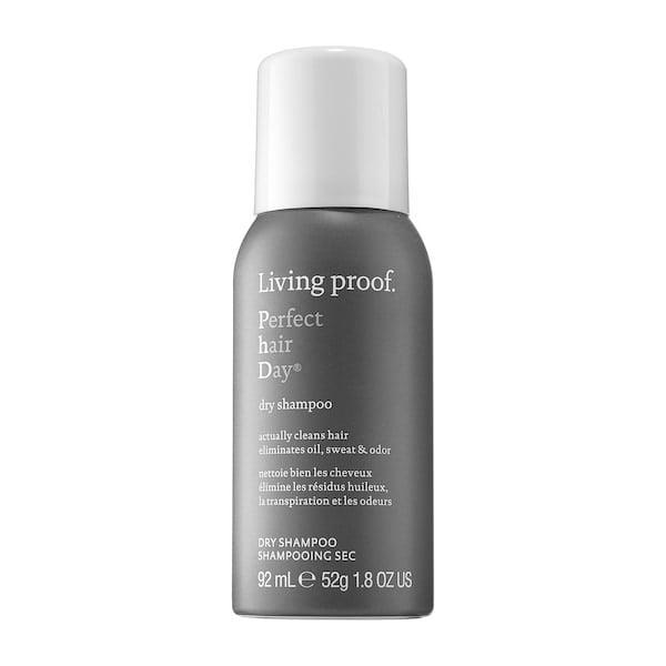 """<p>It just may be quicker to get this <span>Living Proof Perfect Hair Day (PhD) Dry Shampoo</span> ($14-$36) than it is to actually wash your hair, especially when you know you <a href=""""https://www.popsugar.com/beauty/best-dry-shampoo-under-25-sephora-47725825"""" class=""""link rapid-noclick-resp"""" rel=""""nofollow noopener"""" target=""""_blank"""" data-ylk=""""slk:can go another day before your next shampoo"""">can go another day before your next shampoo</a>. </p>"""
