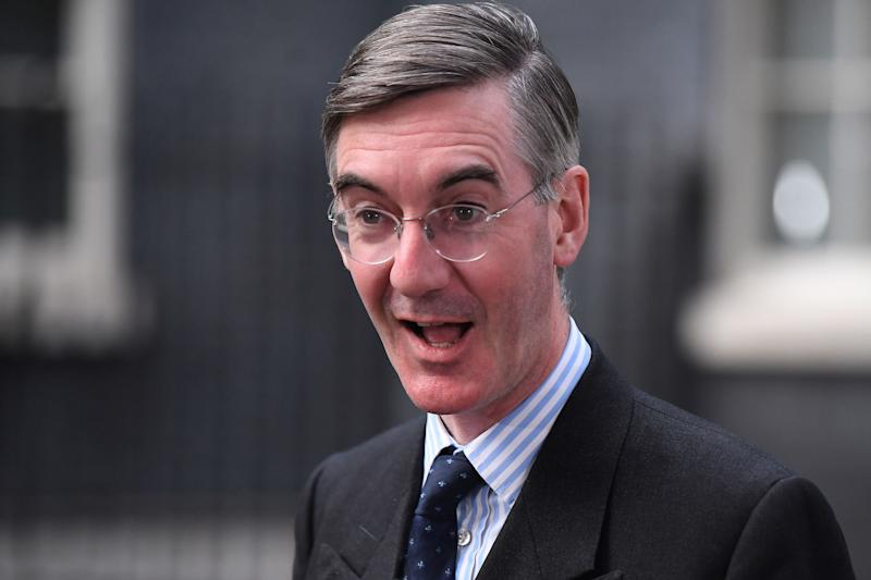 Jacob Rees-Mogg clashed with a doctor on live radio about the impact of a no-deal Brexit (Picture: PA)