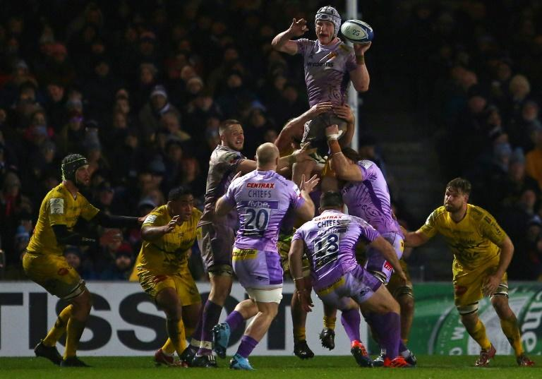 Exeter Chiefs have ditched their mascot over 'harmful imagery'