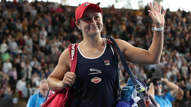 Australian Open 2020 Barty Grounded Amid Heightened