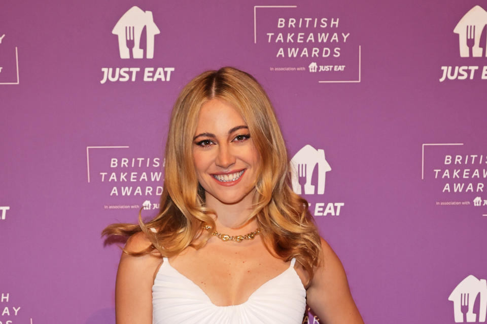 Pixie Lott (Getty Images for Just Eat)