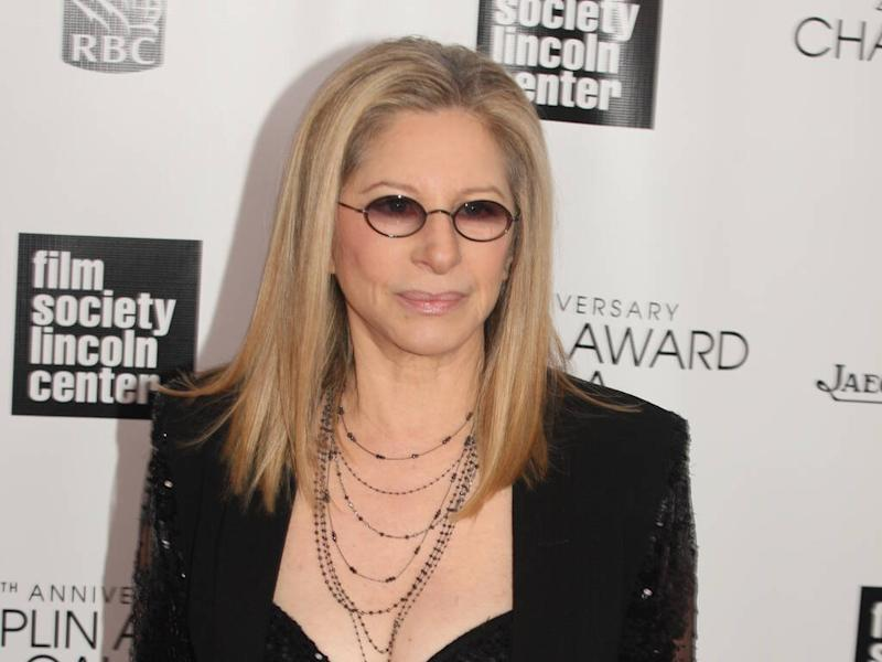 Barbra Streisand launches scathing attack on U.S. President Donald Trump in op-ed
