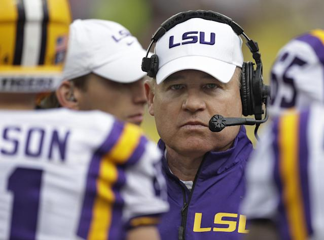 Random offseason tweet of the day: Les Miles and Rob Ryan are a duo