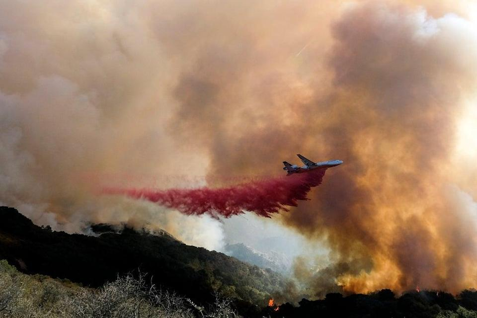 California Wildfires (Copyright 2021 Associated Press. All rights reserved.)