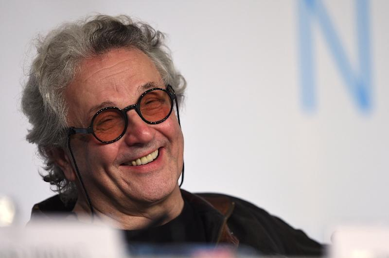 """""""Mad Max"""" creator George Miller will head the jury at this year's Cannes film festival, the first Australian ever to preside over the world's top film event"""