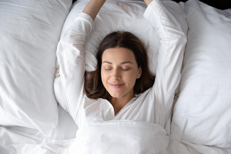 You can rest easy — we set out to find the best Labor Day mattress deals. (Photo: fizkes via Getty Images)