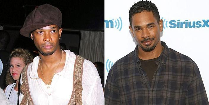 <p>Damon Wayans and his son look so similar, we're not convinced they aren't the same person. They even share the same name. Damon Wayans Jr. took after his father with a career in comedy and has had numerous parts on sitcoms, like <em>New Girl </em>and <em>Happy Together. </em></p>
