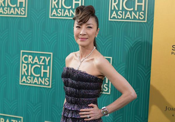 Warner Bros moves forward with plans for 'Crazy Rich Asians' sequel