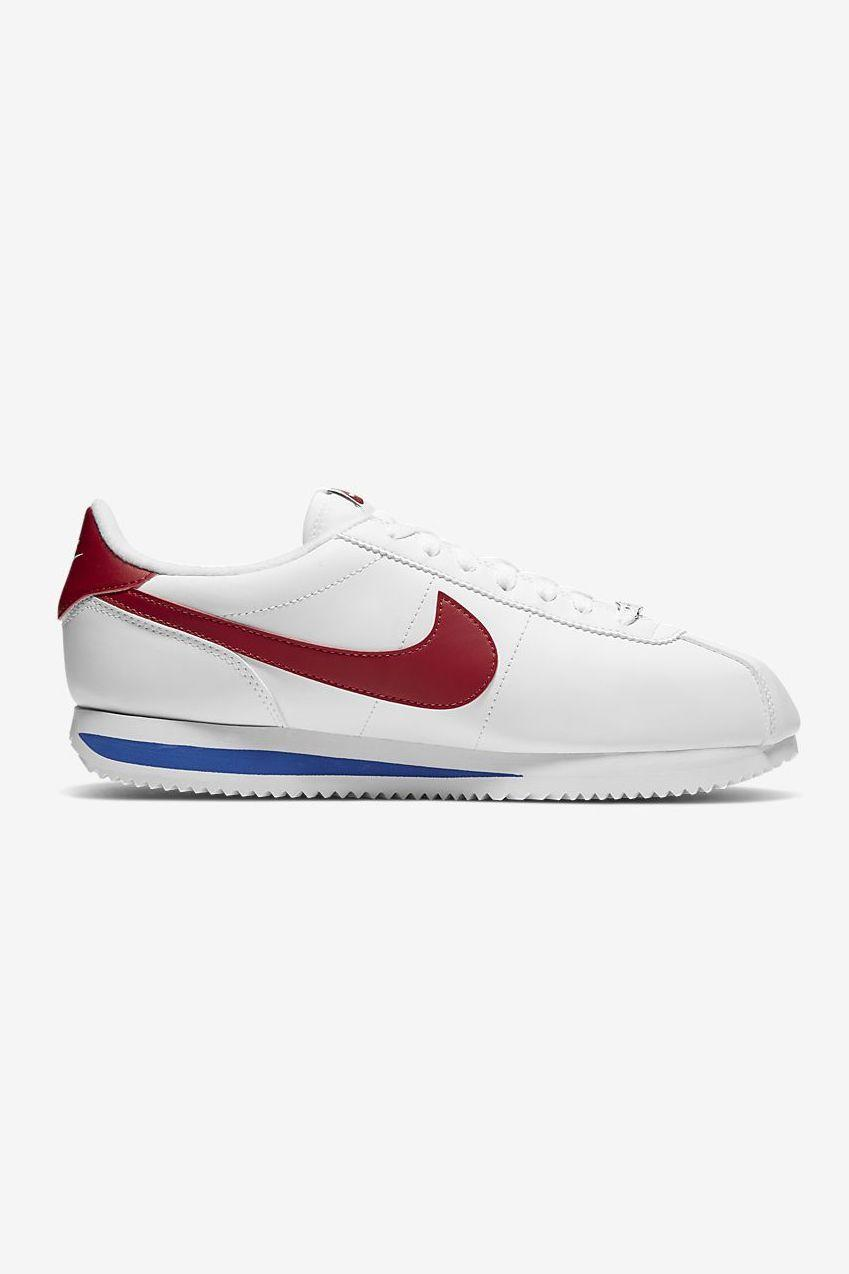 """<p><strong>Nike</strong></p><p>nike.com</p><p><a href=""""https://go.redirectingat.com?id=74968X1596630&url=https%3A%2F%2Fwww.nike.com%2Ft%2Fcortez-basic-shoe-345sdw&sref=https%3A%2F%2Fwww.marieclaire.com%2Ffashion%2Fg33011642%2Fnike-sale-june-2020%2F"""" rel=""""nofollow noopener"""" target=""""_blank"""" data-ylk=""""slk:SHOP IT"""" class=""""link rapid-noclick-resp"""">SHOP IT </a></p><p><del>$75</del><strong><br>$59.97</strong></p><p>Just because you're wearing leggings or sweatpants daily doesn't mean you can't look cute. Nike's classic Cortez sneakers will add some curb appeal to your socially-distanced walks. </p>"""
