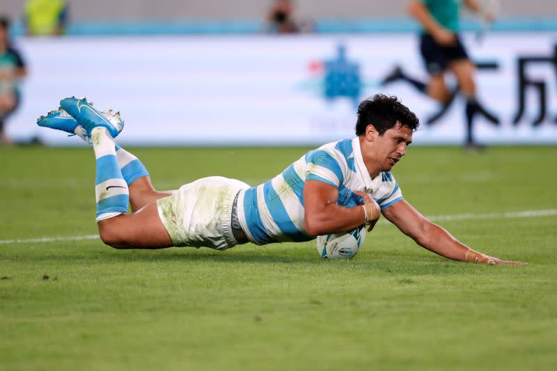 Argentina's Moroni to miss Rugby Championship as Imhoff returns