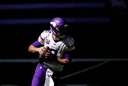 Safety protocols: Cousins, Vikings sacked in end zone again