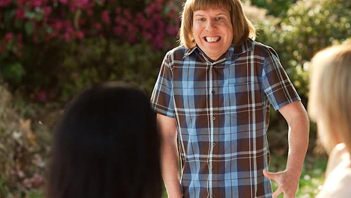 nick swardson in bucky larson born to be a star