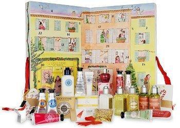 """<p>11/27 BLACK FRIDAY: Make ANY purchase at ANY value and shoppers score a beauty stocking stuffer complete with our bestselling hand cream formula in shea butter and cherry blossom + a cute keychain Valid at all boutiques nationwide on, 11/27.<br>11/27 BLACK FRIDAY: Receive a FREE Advent Calendar ($50 value) with any online purchase of $165 or more. Filled with all of our cherished formulas in mini, this set helps count down 24 days leading up to the holidays. Valid online at usa.loccitane.com on 11/27.<br>11/30 CYBER MONDAY: Take home FOUR FREE hand creams + a MUST-HAVE collectible tin when you make any purchase of $50 or more filled with our bestselling hand cream formulas that everyone can enjoy, this is an offer you don't want to miss. Valid online at <a href=""""https://www.google.com/url?sa=t&rct=j&q=&esrc=s&source=web&cd=1&cad=rja&uact=8&ved=0ahUKEwiszOmu6Z_JAhWBFz4KHcsxCWUQFggrMAA&url=http%3A%2F%2Fusa.loccitane.com%2F&usg=AFQjCNGQ_exVjlnLyOK74som3wdBRkuzuQ&sig2=dNsTyGgQxcfSovdoZ-LR7g"""" rel=""""nofollow noopener"""" target=""""_blank"""" data-ylk=""""slk:usa.loccitane.com"""" class=""""link rapid-noclick-resp"""">usa.loccitane.com</a> on 11/30.<br></p>"""