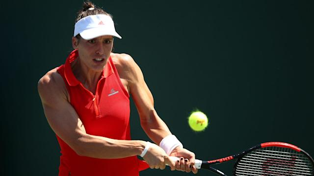 Andrea Petkovic continued on the road to recovery, defeating Canadian wildcard Bianca Andreescu at the WTA Citi Open.