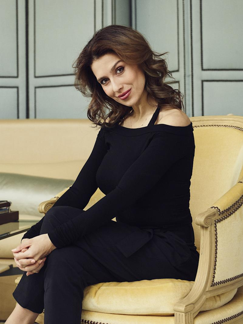 hilaria baldwin - photo #14