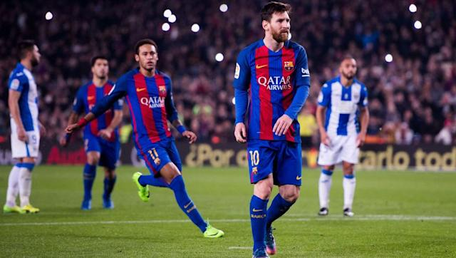 <p>Barcelona are trailing Real Madrid in the Spanish title race at the moment and are already looking for a new manager for next season, following Luis Enrique's confirmation that he will step down at the end of the season.</p> <br><p>Despite his recent struggles at Arsenal, Wenger remains a top level manager, and is well thought of on the continent. </p> <br><p>His values of nurturing youth and playing expansive passing football would sit well with the Barcelona faithful, not to mention managing Barcelona would surely be highly attractive to Wenger himself.</p>