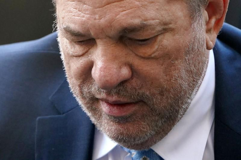 Harvey Weinstein tests positive for coronavirus in prison - union official
