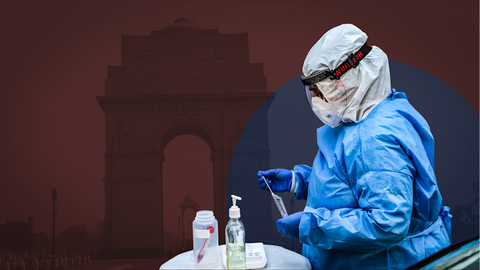 Delhi records highest-ever 348 coronavirus deaths in 24 hours