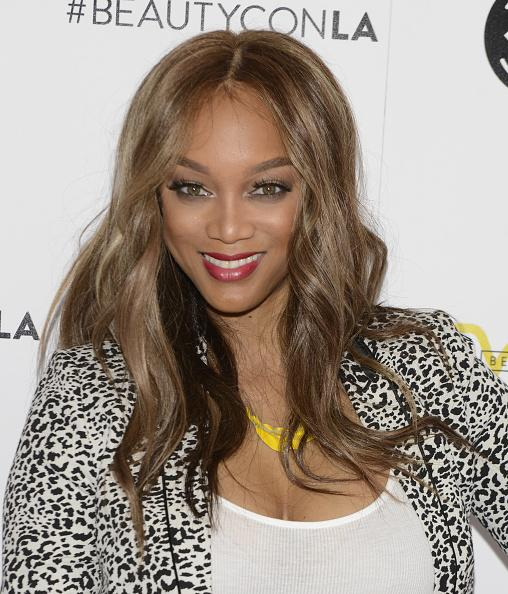 Tyra Banks University: Smize Alert: Tyra Banks Just Came Out With Her Own Set Of