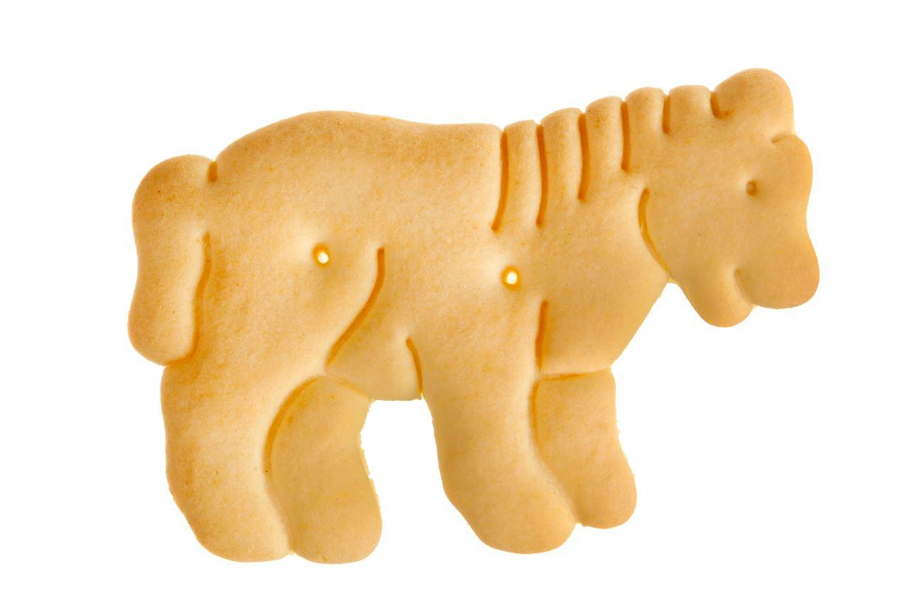 "<p>Like <b><a href=""http://www.thedailymeal.com/strange-and-sexual-history-graham-cracker"">graham crackers</a></b>, animal crackers are made with a cracker-style layered and docked dough, but they're sweet like cookies.</p>"