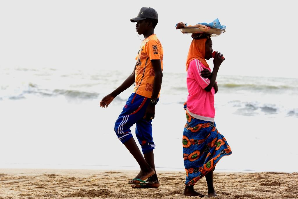 Authorities plan to put The Gambia on the map for ecological and cultural tourism, ending reliance on cheap package tours delivering tourists to beach areas close to the capital, Banjul. (AFP Photo/SEYLLOU)