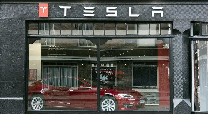 Tesla Inc (TSLA) Stock Has Topped Out and Needs a Recharge