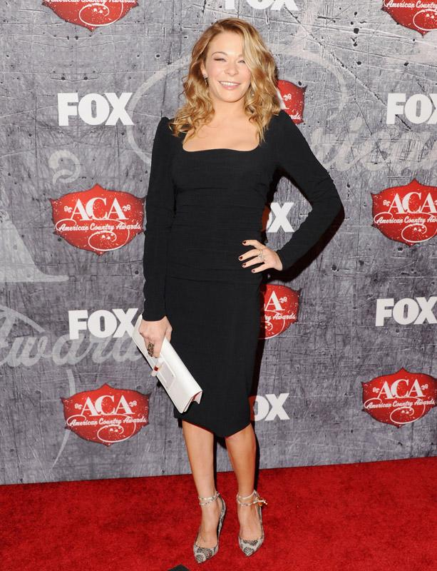 LeAnn Rimes 3rd Annual American Country Awards Las Vegas, NV