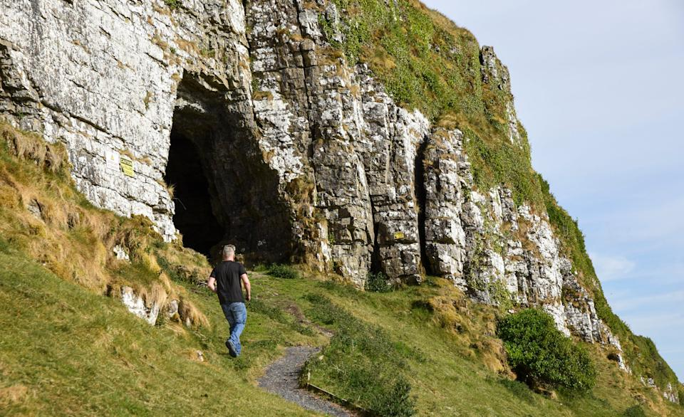 According to some myths, Keshcorran is a gate to hell that connects with Oweynagat caveRonan O'Connell