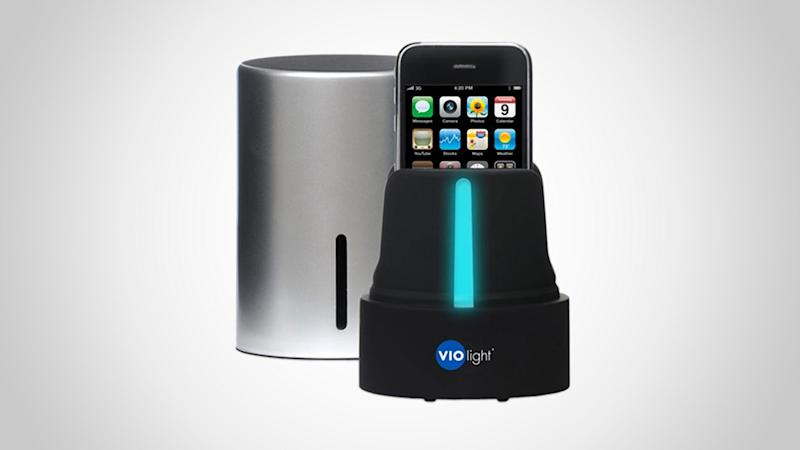 1. Violight UV Cell Phone Sanitizer