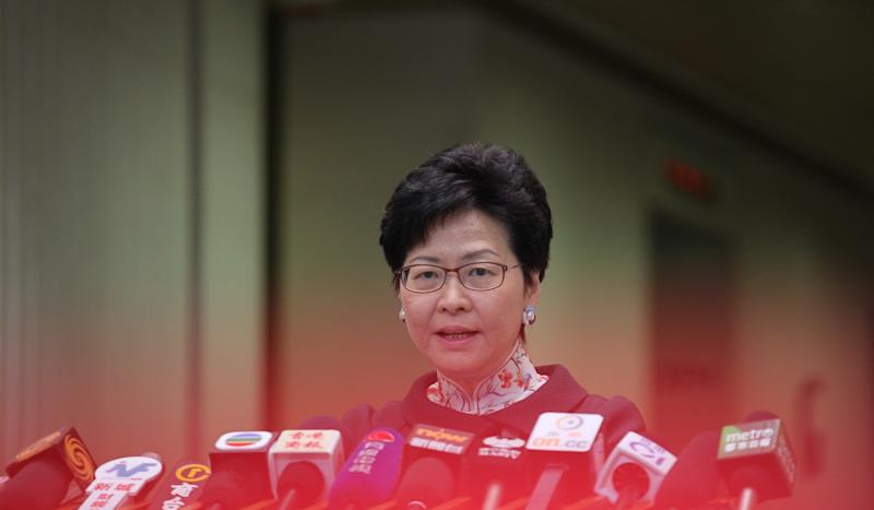 Act in accordance with law, Chinese government tells Hong Kong leaders as independence row rumbles on