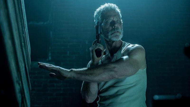 Stephen Lang in the 2016 horror movie 'Don't Breathe'. (Credit: Sony)