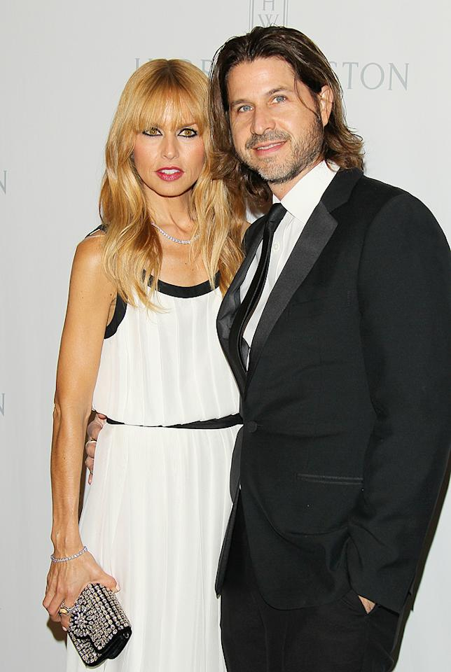 It looks like Rachel Zoe and her hubby Rodger Berman left their son Skylar, 1, at home to enjoy a date night. As always, the pair looked fierce as they worked the red carpet. (11/3/12)