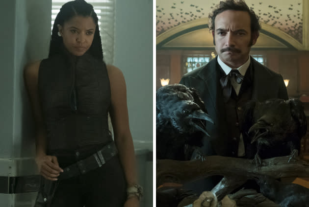 Altered Carbon Renee Elise Goldsberry Chris Conner To Return Simone Missick 3 Others Cast In Season 2 Of Netflix Series Netflix released altered carbon today, with former neighbours star dichen lachman stealing the meet the cast of netflix's altered carbon. altered carbon renee elise goldsberry