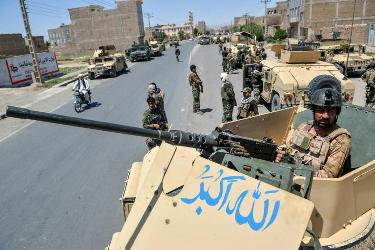Analysts and officials say the military victory of the Taliban is far from guaranteed, given the ability and resources of the Afghan defence forces